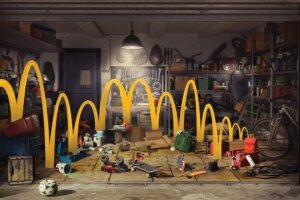 2020 AD STARS - Grand Prix - Print Craft: campaign that Art direction