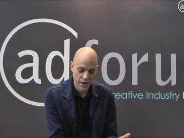 Ben Tollett Creative Director adam&eveDDB