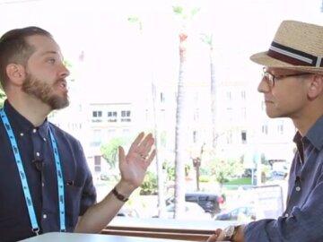 Jason Musante  (Huge) about the Hackathon