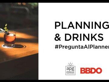 La APG Planning & Drinks vuelve con el speed-mentoring sobre planificación estratégica
