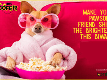 MTV and Tonic Worldwide join hands for MTV Woofer; welfare initiative for beloved animals on this Diwali