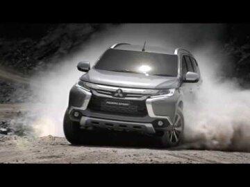 2017 Mitsubishi Pajero Sport TVC Thailand