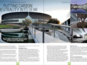 Putting Carbon Neutrality into Gear
