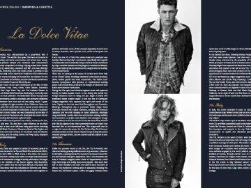 La Dolce Vitae – New Religion Jeans