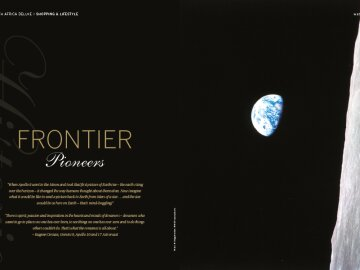 Omega – Frontier Pioneers