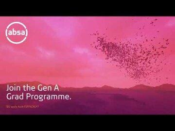 Absa Gen A Graduate programme