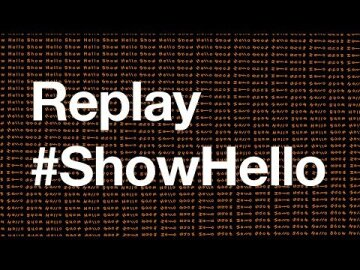 Show Hello Replay