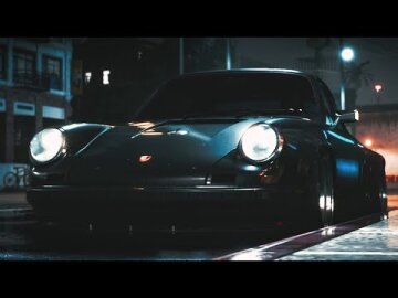 Porsche 911 Carrera RSR | Need for Speed Cinematic