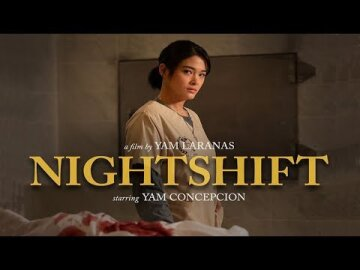 NIGHTSHIFT (2020) YAM CONCEPCION | FULL TRAILER