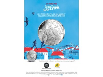 Monnaie de Paris X Jean Paul Gaultier 2