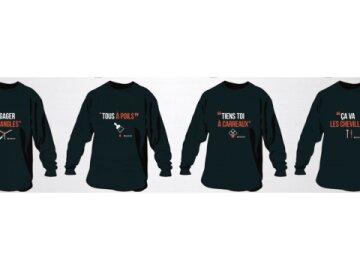 T-Shirts Métiers 1