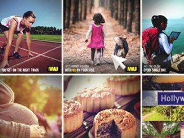 Western Union 2016 Social Media