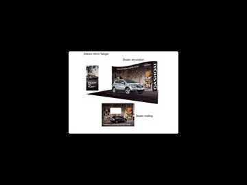 Qashqai - Point of Sale Material