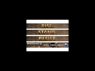 Resistance 2 - Horizontal Banners