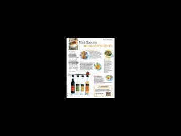 Maille Vinegars Advertorial