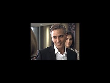 George Clooney (110 sec.)