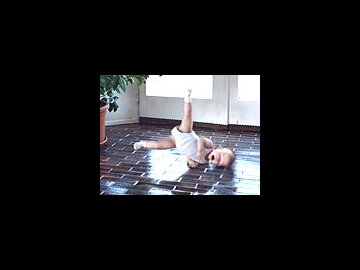 Baby Break Dance