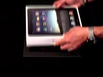 Mercedes SLS AMG & iPad