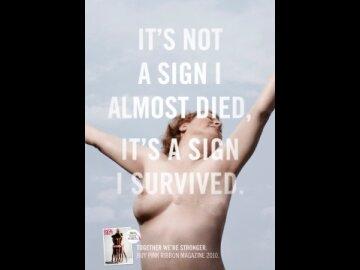 It's Not a Sign I Almost Died, it's a Sign I Survived