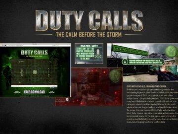 Duty Calls (Board)