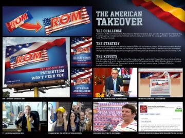 The American Takeover