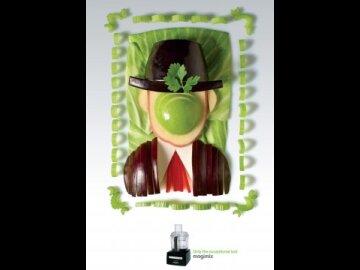 Vegetable Magritte