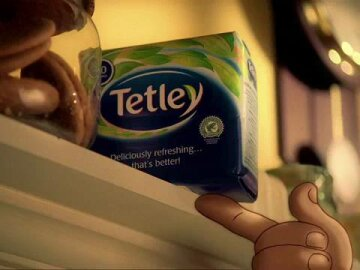 Tetley - Just the way you are