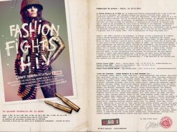 Fashion Fights HIV