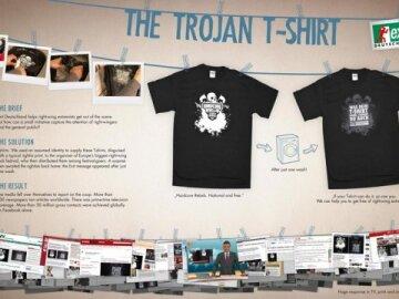 Trojan Shirt (Board)