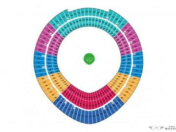 Baseball Stadium Seating Chart