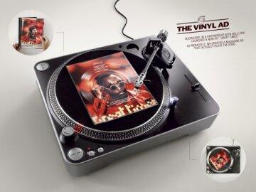 The Vinyl Ad
