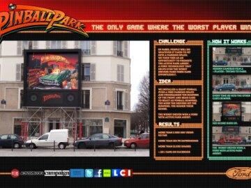 Pinball Park (Board)