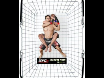 Cage Fighters Are Basket Cases