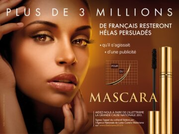 Mascara  (French)