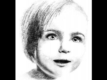 Baby Signature Illustration