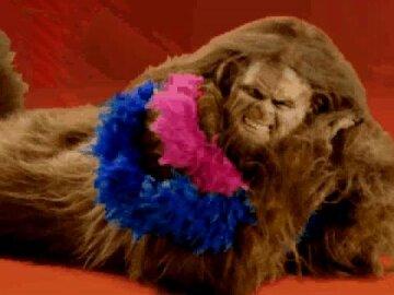 Glamorous Bigfoot