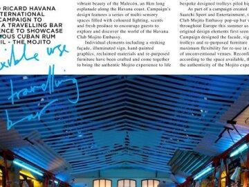 Havana Club Mojito Embassy