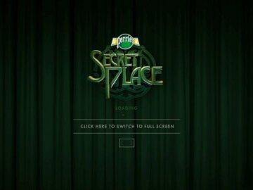 Perrier Secret Place