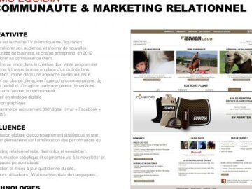 Création de la communauté et Marketing relationnel