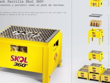 360 Grill Pack
