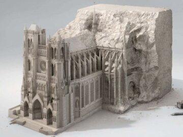 Cité de l'architecture & du patrimoine 3