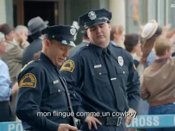 Cops (French subtitled)