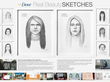 Real Beauty Sketches