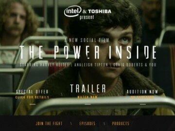 The Power Inside web site