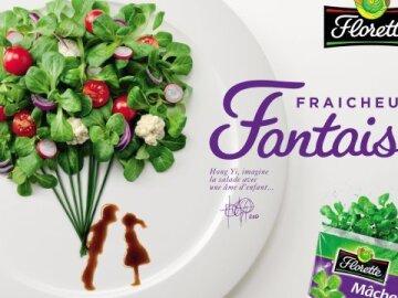 Freshness and Fantasy by Hong Yi