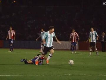 Play the Messi Way