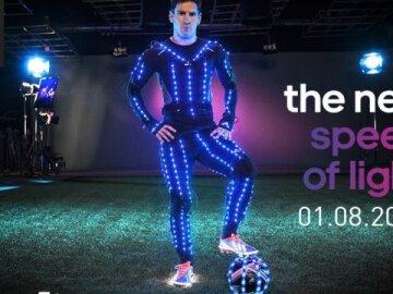 The New Speed of Light