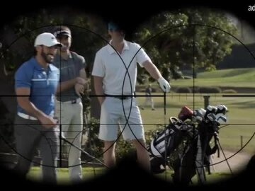 TaylorMade Speed Police Stakeout
