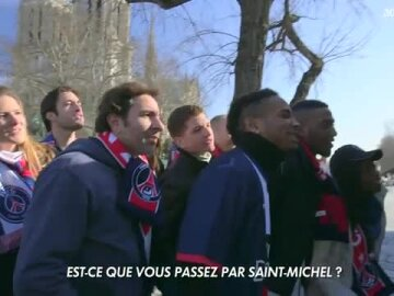 Prepare for a great match: PSG-OM