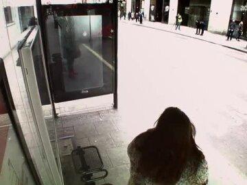 Unbelievable Bus Shelter